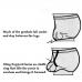 Intriguojančios trumpikės ( briefs )